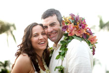 Hawaiian Wedding Event Planning
